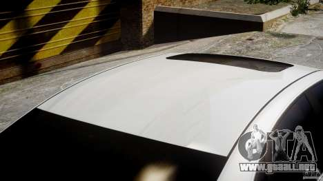Audi S8 D3 2009 para GTA motor 4