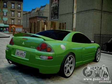 Mitsubishi Eclipse GT-S v1.0 para GTA 4 visión correcta
