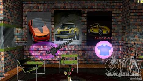 Hotel Retekstur para GTA Vice City sucesivamente de pantalla