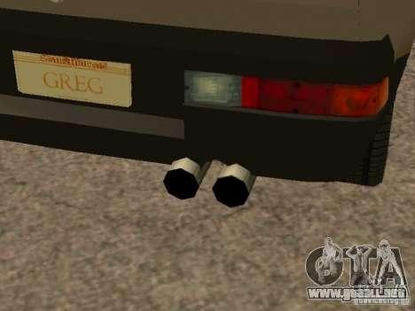 Fiat Ritmo para el motor de GTA San Andreas