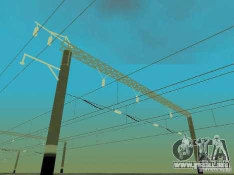 Soporte de red de contactos v. 2 para GTA San Andreas