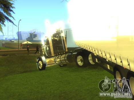 International 9900 para GTA San Andreas left
