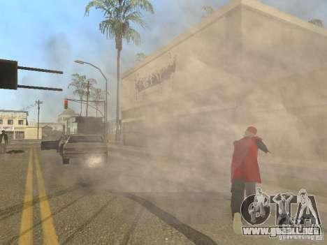 JabbaWockeeZ Skin para GTA San Andreas segunda pantalla