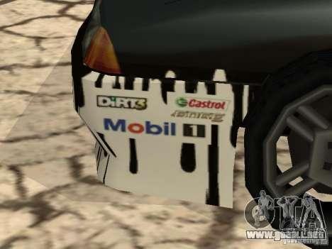 Vinilo para Elegy para GTA San Andreas quinta pantalla