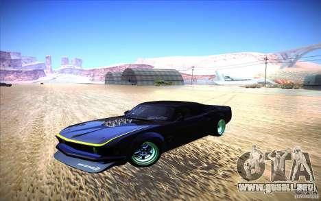 Ford Mustang RTR Drift para GTA San Andreas