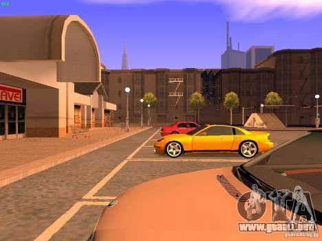 New Euros para visión interna GTA San Andreas