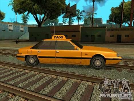 Intruder Taxi para la visión correcta GTA San Andreas