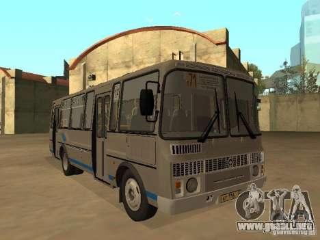 Surco-4234 para GTA San Andreas