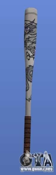 Baseballschlager (The bat) para GTA 4 tercera pantalla