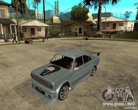 VAZ 2101 coches TUNING por ANRI para GTA San Andreas
