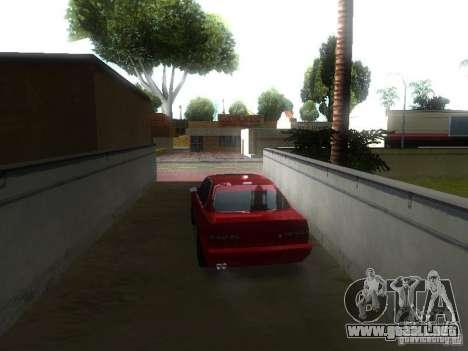 ENB-series 3 para GTA San Andreas tercera pantalla