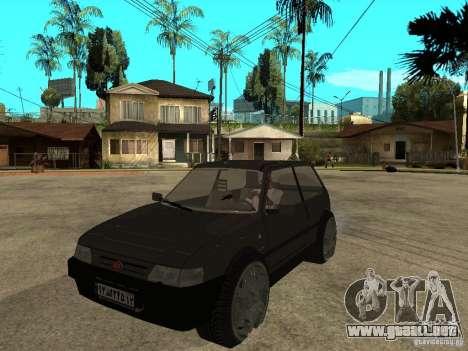 Kia Pride para GTA San Andreas