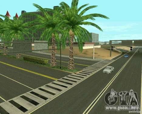 GTA 4 Road Las Venturas para GTA San Andreas décimo de pantalla
