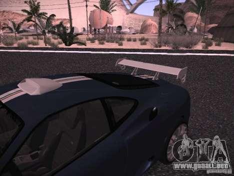 Ferrari 360 Modena para las ruedas de GTA San Andreas