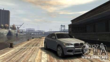 BMW X6M para GTA 4 left