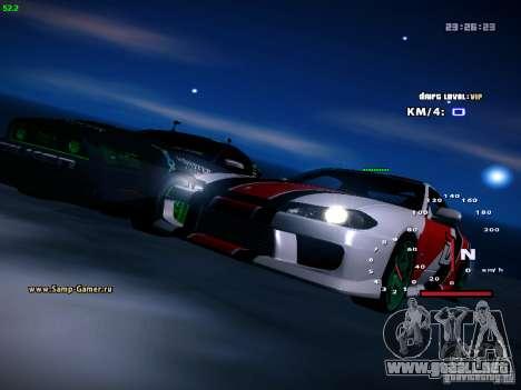 Nissan Silvia S15 DragTimes para GTA San Andreas