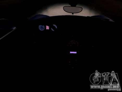 Alfa Romeo 8C Spider 2012 para las ruedas de GTA San Andreas