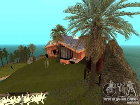 Kapu Pohaku Island v1.2 para GTA San Andreas tercera pantalla