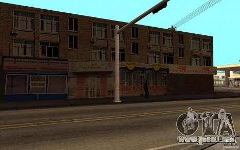 Casa de Rusia en Idlvude para GTA San Andreas
