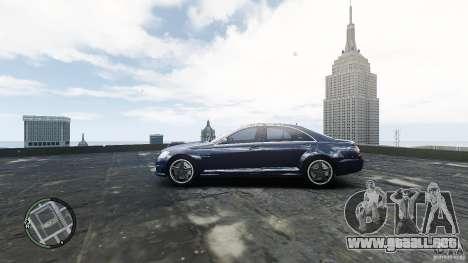 Mercedes-Benz S65 AMG para GTA 4 visión correcta