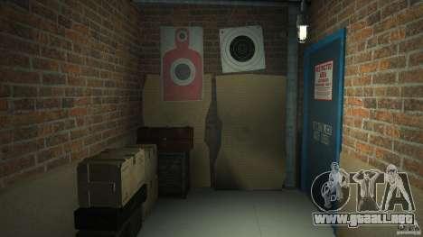 Retextured Broker Gunshop para GTA 4 adelante de pantalla