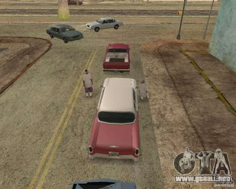 More Hostile Gangs 1.0 para GTA San Andreas
