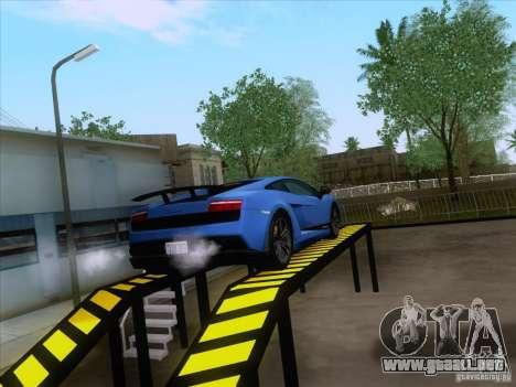 Auto Estokada v1.0 para GTA San Andreas segunda pantalla