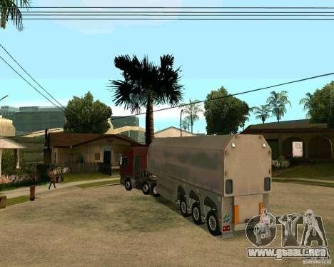 Remolque Steklovoz para GTA San Andreas