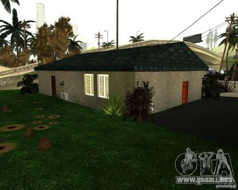 New Ryder House para GTA San Andreas