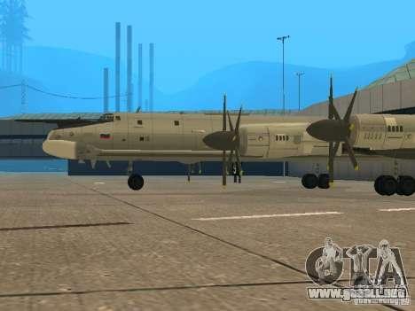 Tu-95 para la visión correcta GTA San Andreas