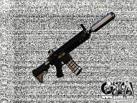 Weapon pack v2 para GTA San Andreas segunda pantalla