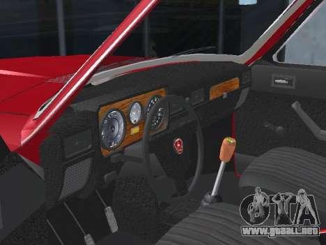 GAZ 24-12 v 2. para visión interna GTA San Andreas