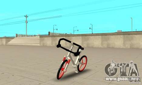 Wind Solar MT Bike para GTA San Andreas