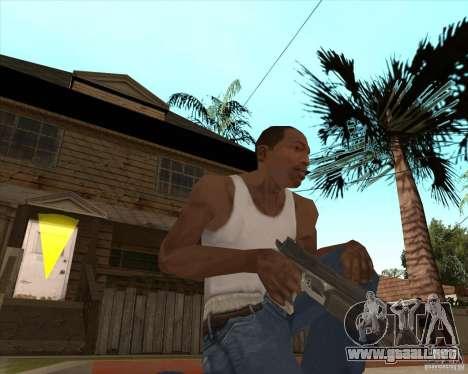 CoD:MW2 weapon pack para GTA San Andreas séptima pantalla