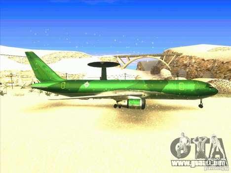 Boeing E-767 para la visión correcta GTA San Andreas