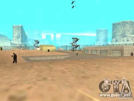 Animada zona 69 para GTA San Andreas séptima pantalla
