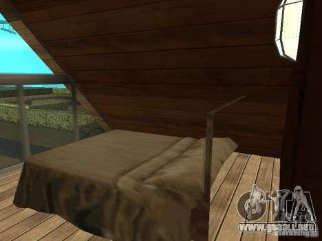 Grèjtlènd v0.2 para GTA San Andreas séptima pantalla