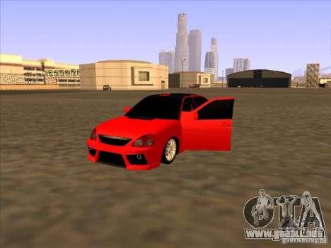 VAZ-2172 Sport para GTA San Andreas