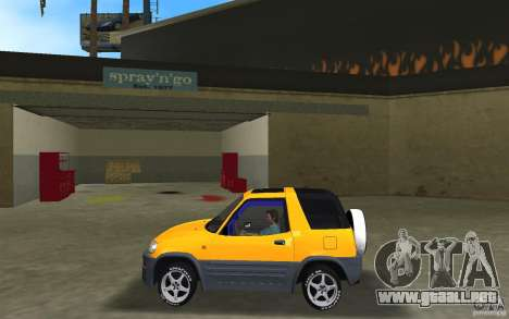 Toyota RAV4 L 1994 para GTA Vice City left