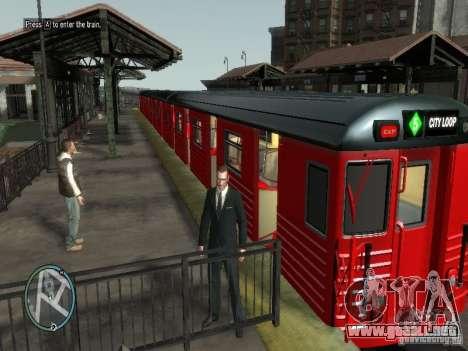 Redbird tren v1.0 para GTA 4