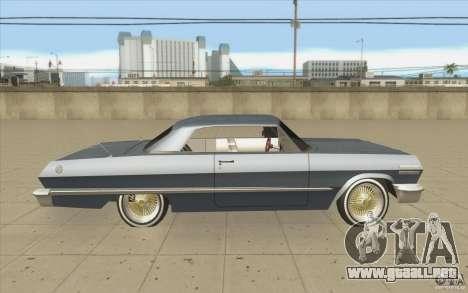 Voodoo para visión interna GTA San Andreas