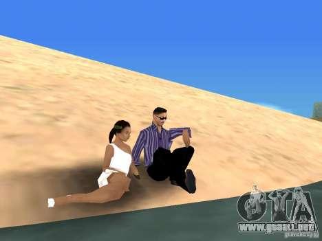 Viaje por carretera para GTA San Andreas