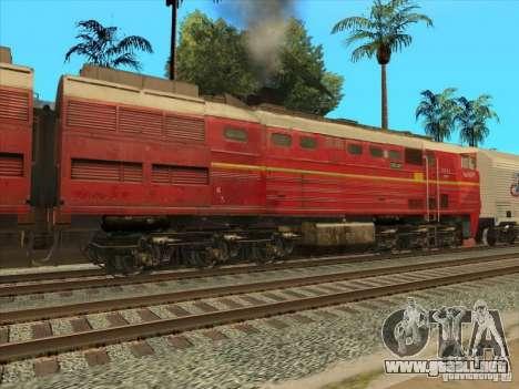 2te10v-4833 para la visión correcta GTA San Andreas
