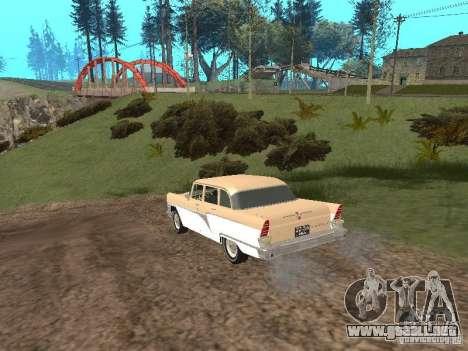 GAS 13 para la visión correcta GTA San Andreas