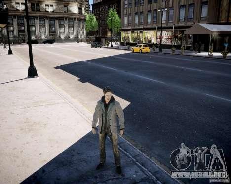 Alan Wake para GTA 4 tercera pantalla