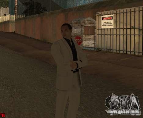 Red Dragon Clan Yakuza para GTA San Andreas segunda pantalla
