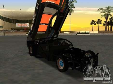 Chevrolet Camaro NOS para la visión correcta GTA San Andreas