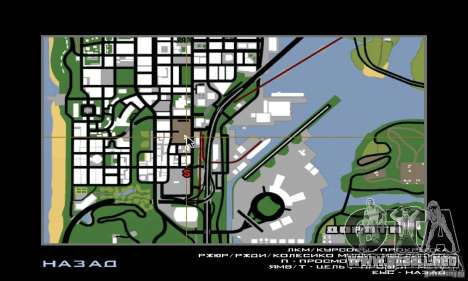 GTA SA Enterable Buildings Mod para GTA San Andreas sucesivamente de pantalla