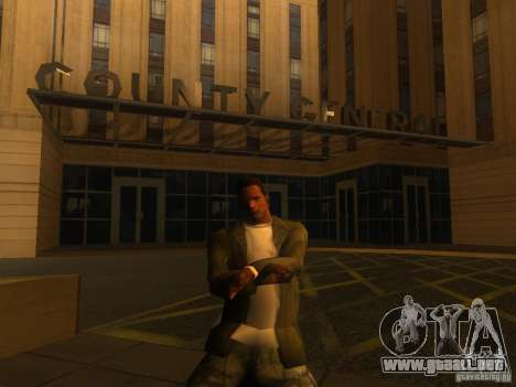 Gangam Style para GTA San Andreas tercera pantalla