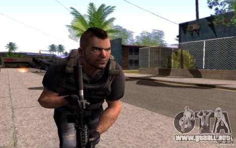 4 Un Mctavish (Brasil) para GTA San Andreas tercera pantalla